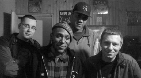 Jazz Libz & Fat Lip from the Pharcyde