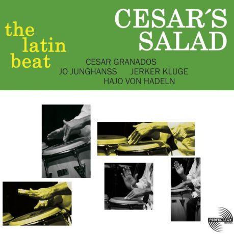 Cesar's Salad - The Latin Beat CD
