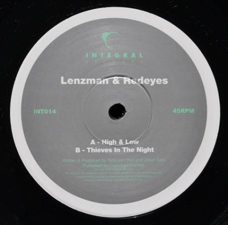 Intergral 014 - Lenzman & Redeyes