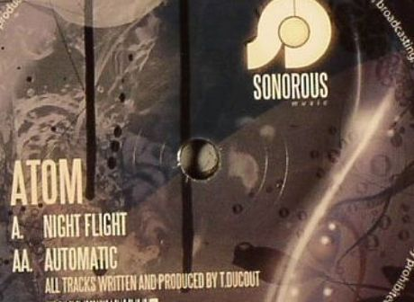 Atom - Night Flight - Sonorous 007
