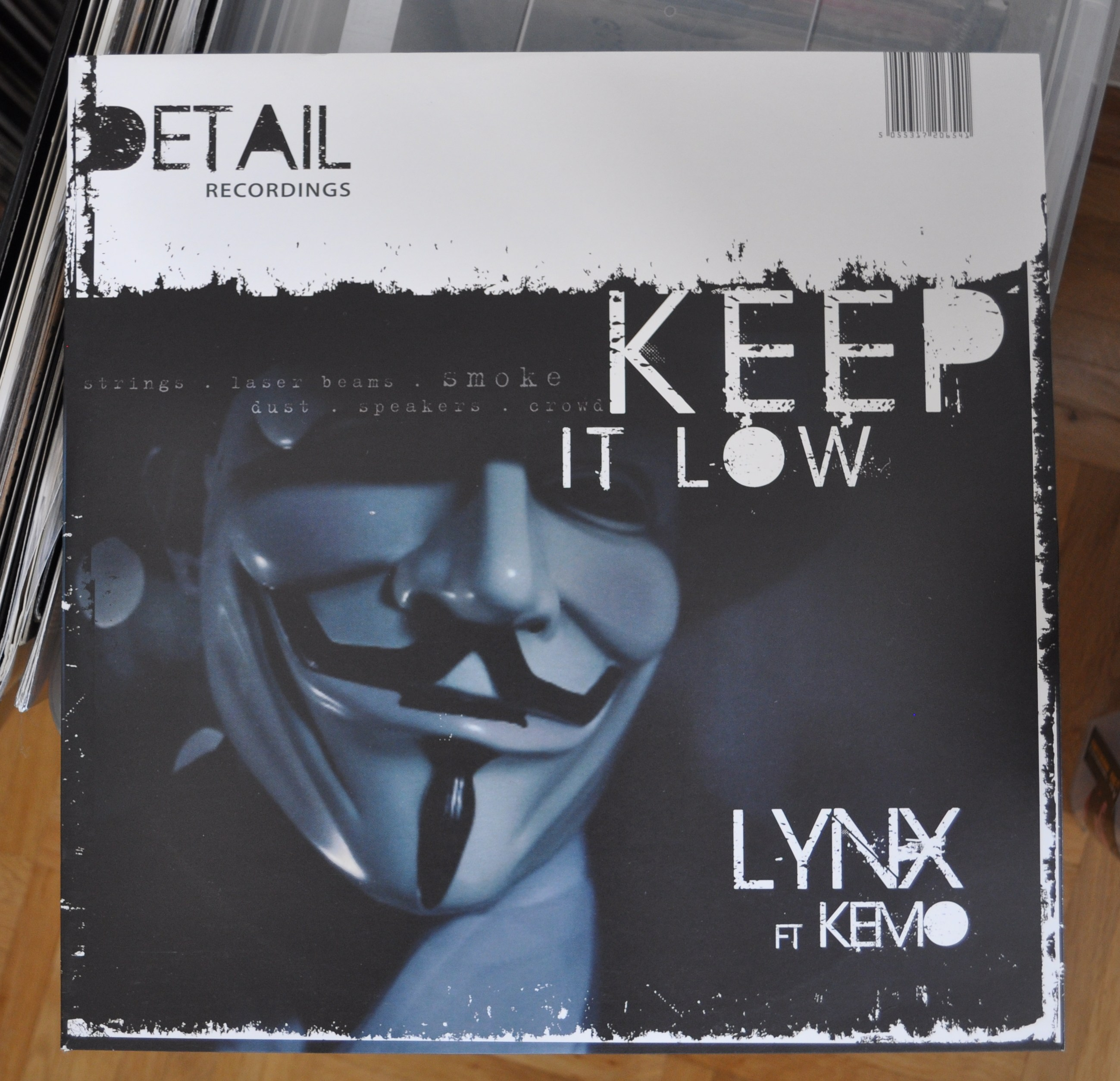 Lynx Featuring Kemo - Carnivale / Reverse Engineering