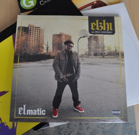 Elzhi Amp Will Sessions Elmatic Soundtrack Of My Life