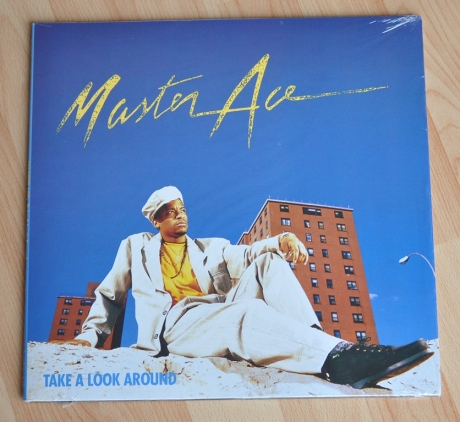 Masta Ace - Take a look around reissue