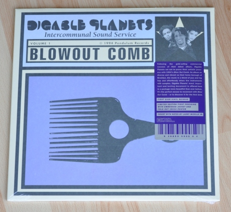 Digable Planets blowout comb reissue