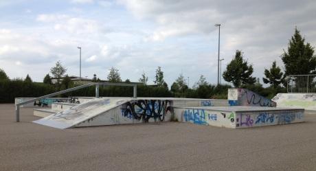 Skateboarding Jüchen