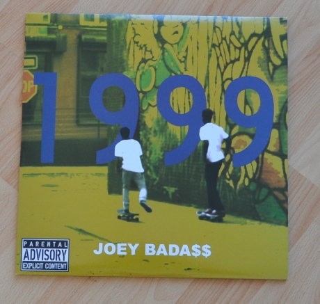 1999 Joey Bada$$ vinyl booty