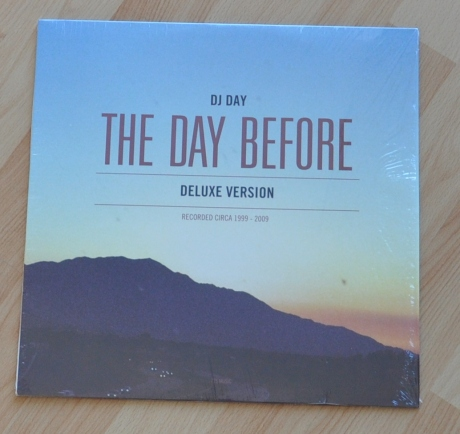 DJ Day the day before deluxe