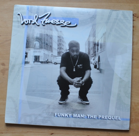 Lord Finesse Prequel 2xLP