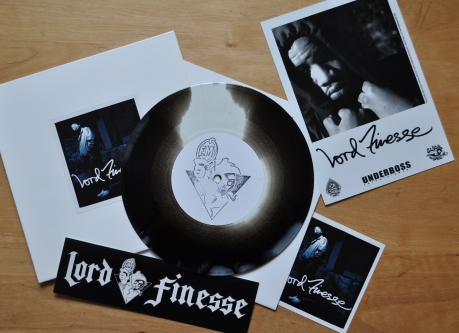 Lord Finesse Seven Inch