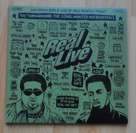 Real Live instrumentals